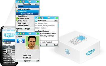 Skypephone 3