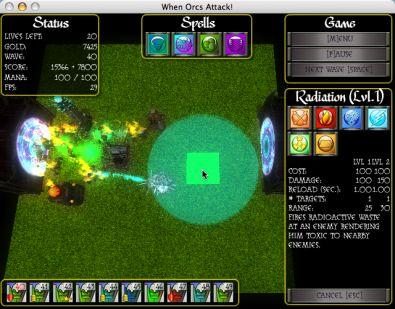 When Orcs Attack screenshot