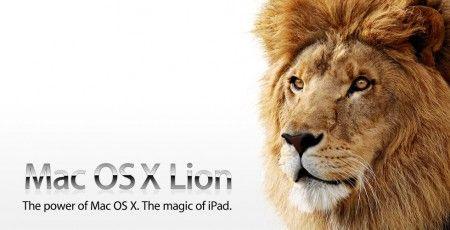 Apple Mac OS X 10 1.7 Lion