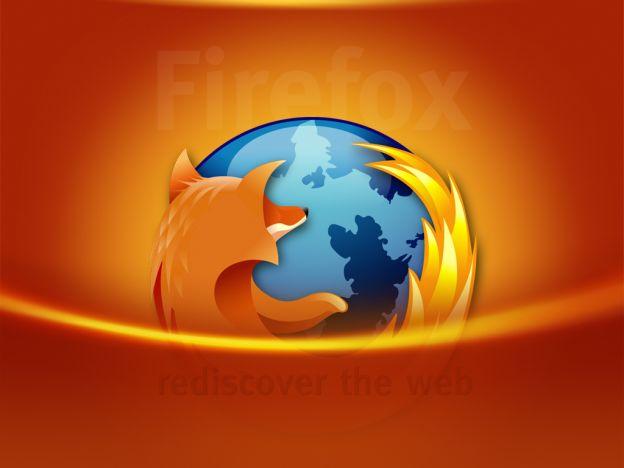 Firefox web