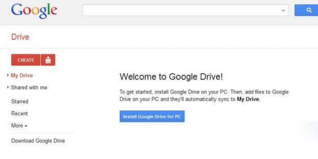 Google docs Drive documenti
