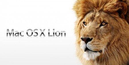 Mac OS X Lion beta 2