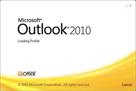 Microsoft Outlook 2010 Syncsi