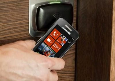 NFC Windows Phone