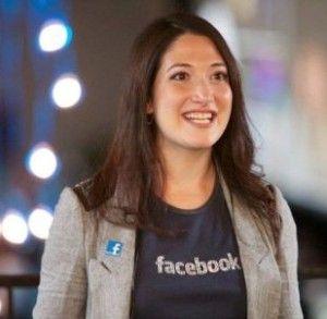 Randi Zuckerberg facebook