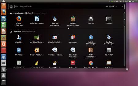 Ubuntu 11.04 Beta Desktop