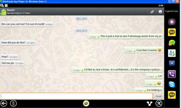 Whatsapp pc windows mac