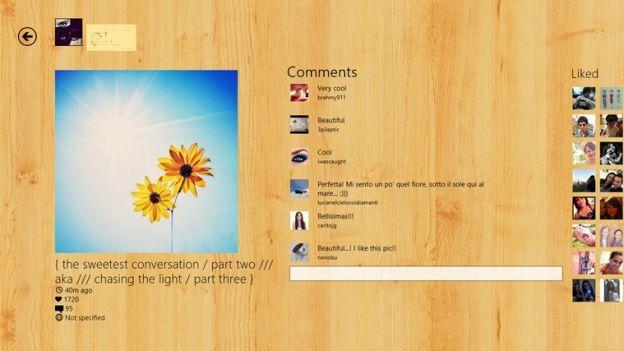 WinGram Windows 8