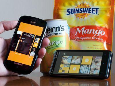 Windows Phone Mango Beta