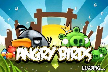 angry birds cartone