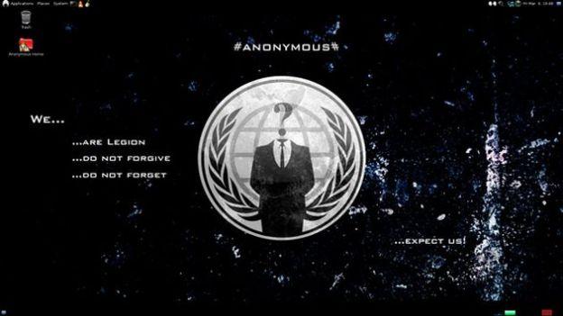 anonymous os sicurezza