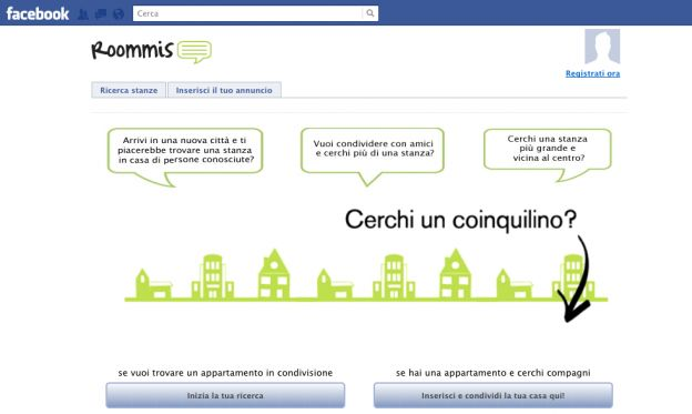 app facebook rommis