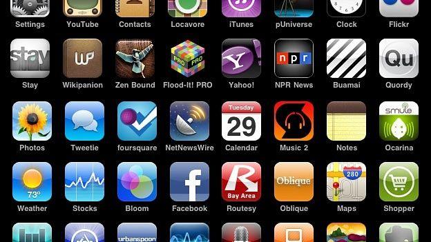 apple app store categorie