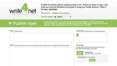 articoli write4net