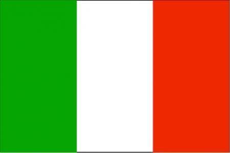 Italian Word Channel bandiera italia