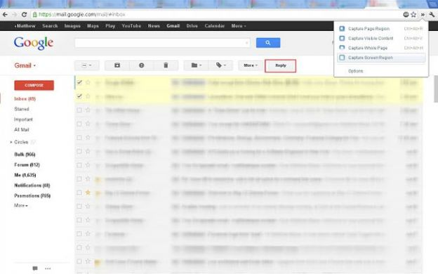 batch reply for gmail