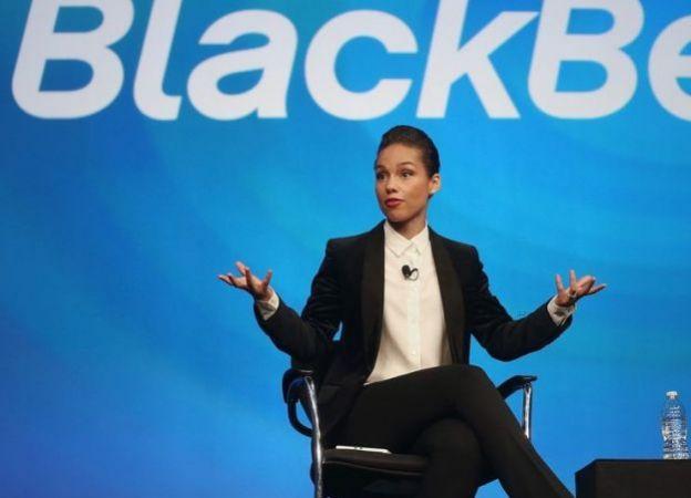 blackberry alicia keys tweet iphone