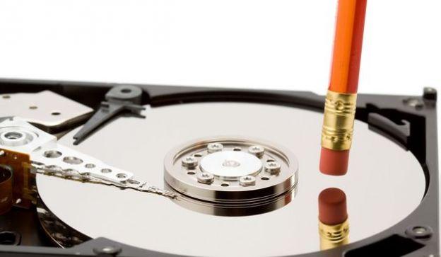 cancellare file hard disk