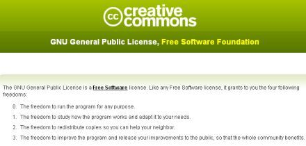 licenza open source