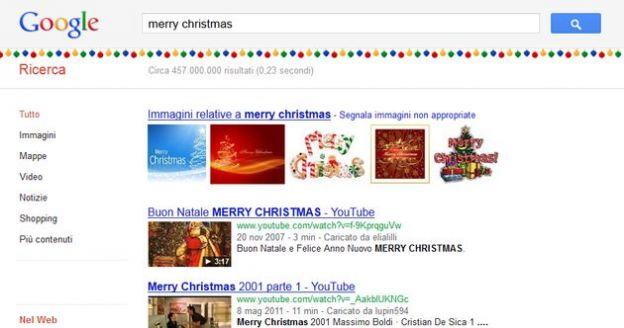 cerca google merry christmas