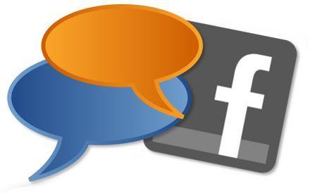 chat facebook finestra browser