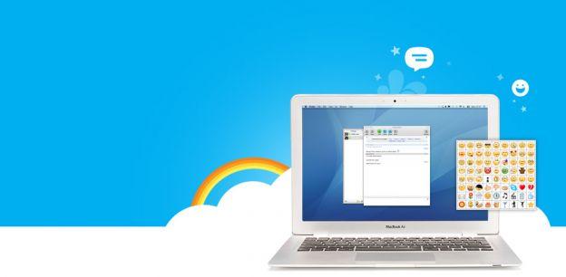 chat skype