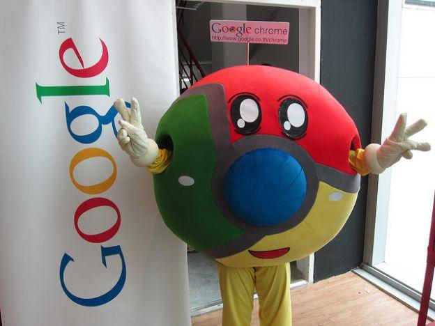 chrome google calo