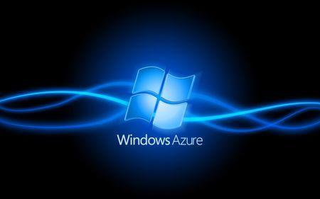 cloud computing microsoft windows azure