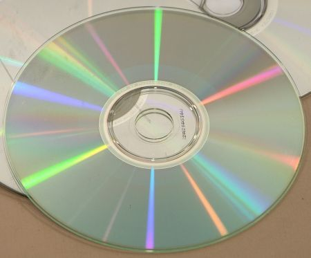 Compact Disc File Sharing Digitale