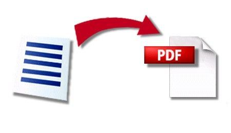 conversione pdf