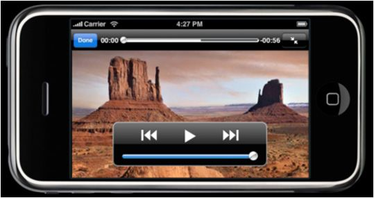 convertire video iphone