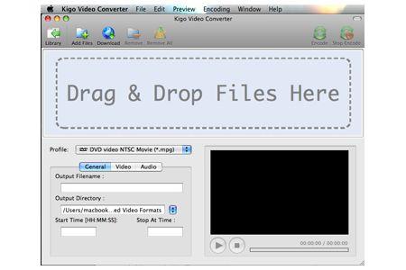 convertire video mac