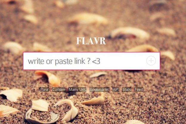 creare short link gratis online flavr