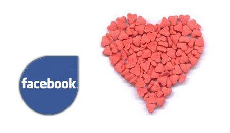 cuore facebook