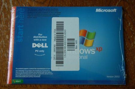 Dell Windows Xp