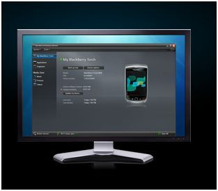 desktop manager blackberry