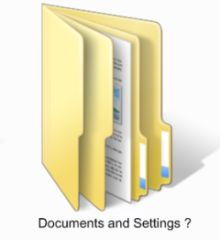 documents and settings