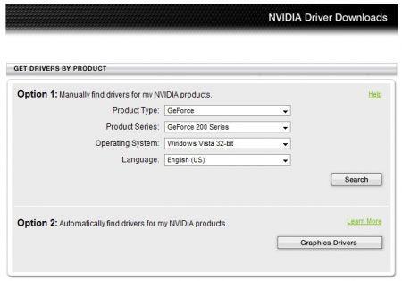 GPU driver Nvidia