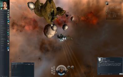 EVE screenshot