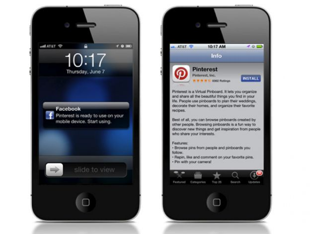 facebook app center mobile