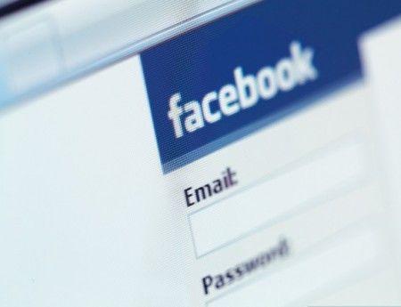 facebook login symantec