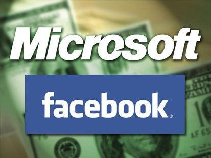 Microsoft Facebook