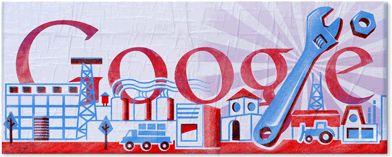 festa del lavoro google doodle
