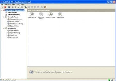 firewall webwall