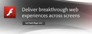 Flash Plauer 10.1 Adobe System