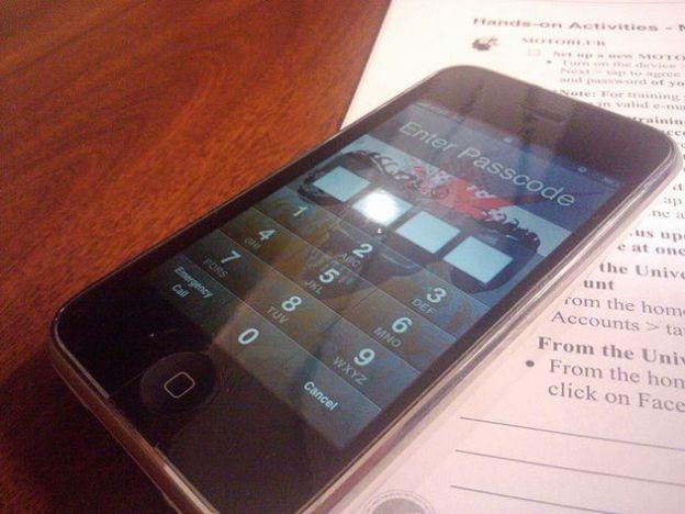 foto iphone password bug ios 5