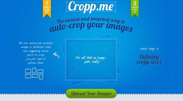 fotoritocco gratis cropp me