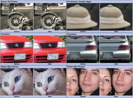 fotoritocco gratis mettere a fuoco immagini focus magic