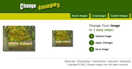 fotoritocco gratis online editing immagini change images