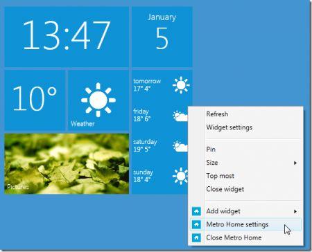 gadget windows 7 vista